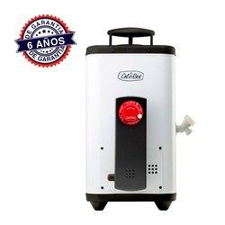 Calentador de Paso Calorex Rápida Recuperación Gas Natural 6 l