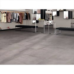 Piso District Daltile 75 x 75 cm Rectificado Gray GDI1R