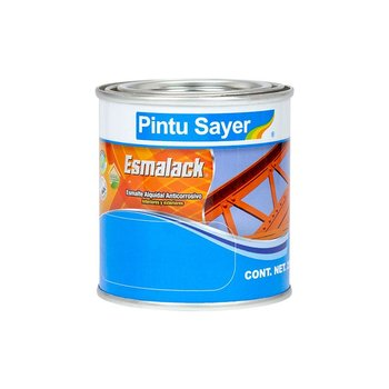 Esmalte Anticorrosivo Pintu Sayer Blanco 250 mL