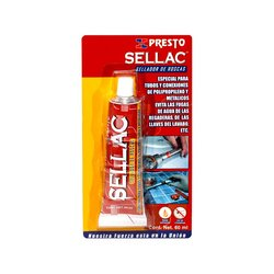 Sellador Roscas Polipropileno 60 ml Presto