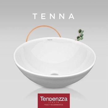 Lavabo Tena Blanco Redondo Tendenzza
