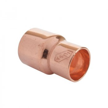 Reducción Cobre Bushing 38 a 25 mm 1½ x 1
