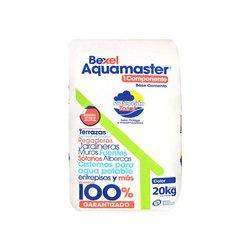 Membrana Cementosa Aquamaster 1-C Blanco 20 kg