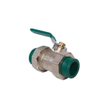 Válvula Esfera Tuboplus Desmontable 40 mm