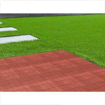 Adoquín Plaza Mextile 15 x 15 x 6 cm Rojo Rubí