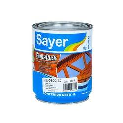 Esmalte Anticorrosivo Sayer Rojo 1 Lt