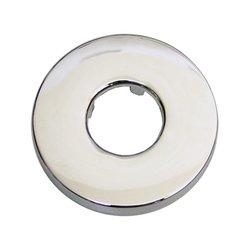 Chapetón Cromado Llave Control ½ pulg Universal Coflex