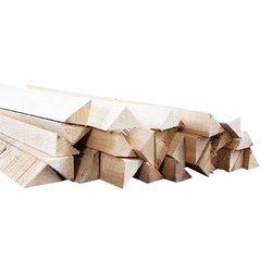Tuino Madera Pino 1 pulg x 2.44 ml Triangular