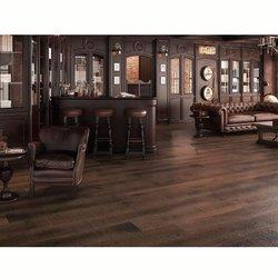 Piso Strongwood Daltile 20 x 120 cm rectificado Dark brown