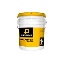 Pintura Reflectiva Protexa Solartex Blanco 19 Lt