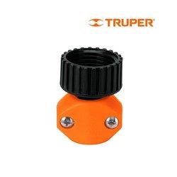 Conector Hembra Plástico Truper ½ pulg REF1/2