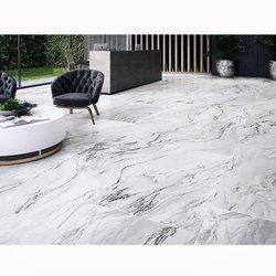 Piso porcelánico Atelier Daltile 75x150 cm rectificado Blanco