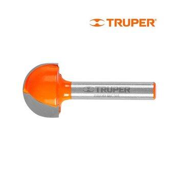 Broca Router Media Caña 3/4 pulg Truper