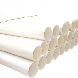 Tubo Sanitario PVC Norma 6 pulg x 6.10 m Durman