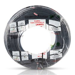 Cable THW Calibre 12 Negro 100 m