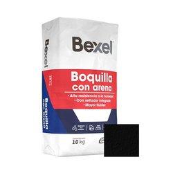 Boquilla con Arena Bexel Negro 10 kg