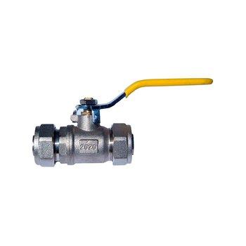 Valvula Paso Durman Gas ½ x ½ pulg