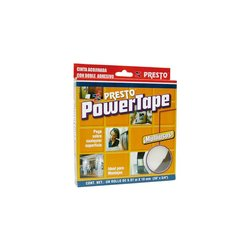 Cinta Doble Adhesivo Presto Powertape 5 x 12.7 mm