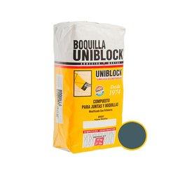 Boquilla con Arena Uniblock 10 kg Azul