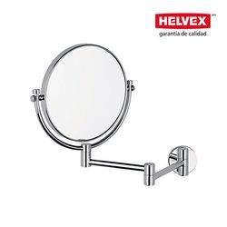 Espejo Doble Vista Giratorio Helvex ES-001