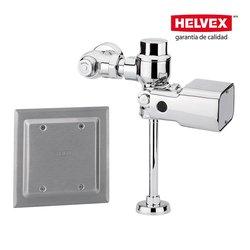 Fluxómetro Mingitorio Helvex Sensor Electrónico FC-185-19