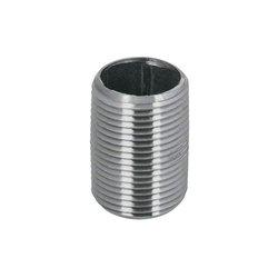 Niple Galvanizado 13 mm ½ Rosca Corrida