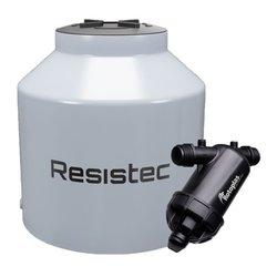 Paquete Calentador Depósito Calorex LP + Tinaco Resistec 1100