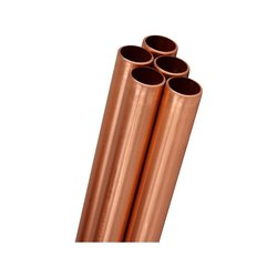 Tubo de Cobre tipo L 32 mm 6.10 m