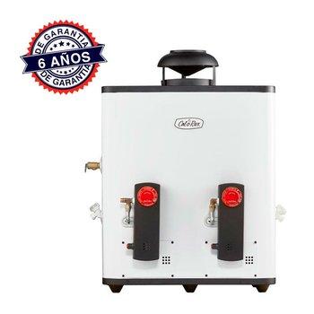 Calentador de Paso Rápida Recuperación Calorex Gas Lp 20 l