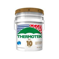 Impermeabilizante Techo Thermotek Máx 10 Blanco 19 Lt