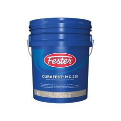 Membrana Curado Base Agua Fester Curafest Blanco 19 l