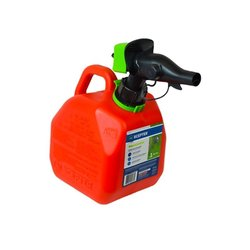 Bote gasolina 5 galones /18.9 litros