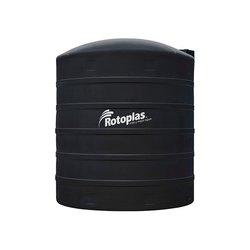 Tanque Agua Rotoplas Estandar Negro 15000 l
