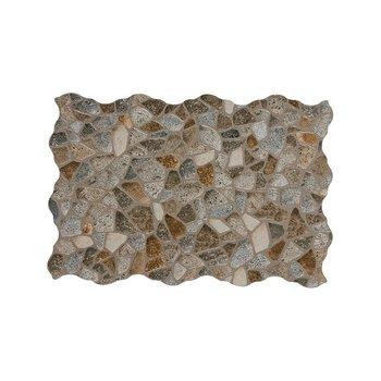 Piso Gravel Stone Daltile 34 x 50 cm Beige GGL1