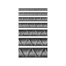 Varilla Recta núm 12 1½ pulg x 12 ml G-42
