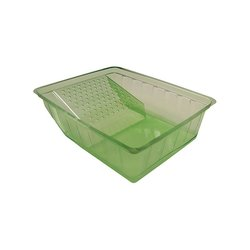 Charola rodillo verde Encore 31.75 x 24.31 cms