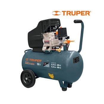 Compresor Horizontal Truper 50 l 3½ Hp