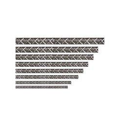 Varilla Recta Ternium núm 10 1¼ pulg x 12 ml