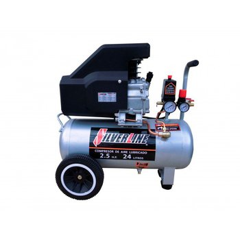 Compresor Siverline 2.5 Hp DC25H24L