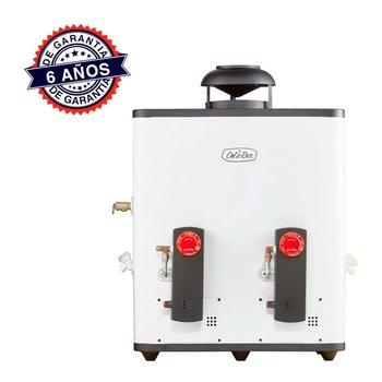 Calentador de Paso Rápida Recuperación Calorex Gas Lp 15 l