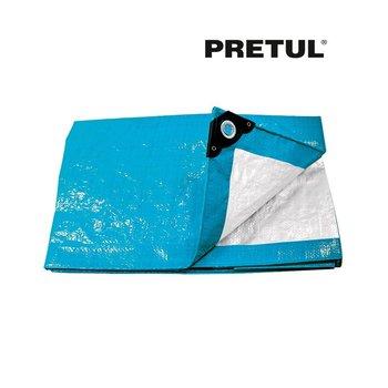 Lona Azul 3 x 4 m Pretul LP-34