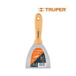 Espátula Flexible Truper 4 pulg ET4F