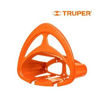 Portamanguera 25 mts Truper Plástico Naranja