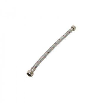 Manguera Rugo Boiler Flexible ¾ x ¾ 40 cm