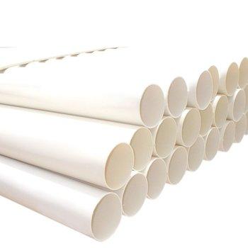 Tubo Sanitario PVC Norma 1½ pulg x 6.10 m Durman