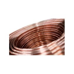 Tubo de Cobre Flexible Uso General 08 mm 1 m