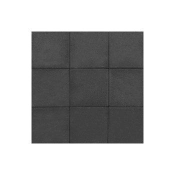 Adoquín Plaza Mextile 30 x 30 x 6 cm Negro