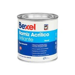 Barniz Sellador Acrílico Bexel Bexsil Transparente 250 ml