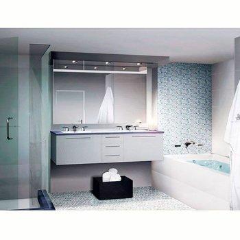 Piso Rubik Vitromex 20.1 x 20.1 cm Azul