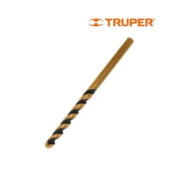 Broca Metal Truper 11/64 x 3 pulg Corto Eléctrico